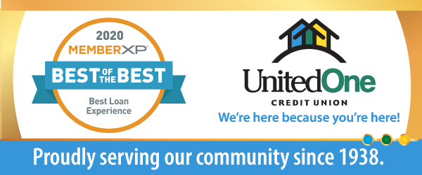 UnitedOne Credit Union- Proudly Serving Our Community Since 1938.