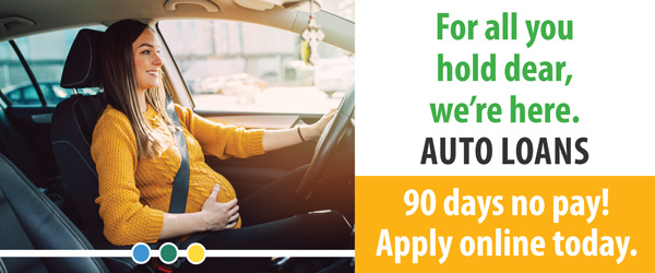 90 days no pay! Apply online for your auto loan today.