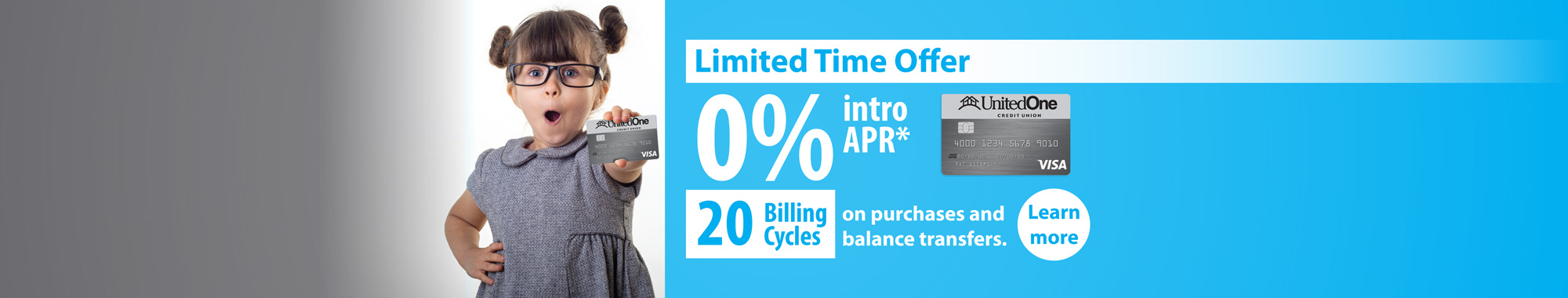 Lower rate, for a longer period. Learn more about this limited time offer.
