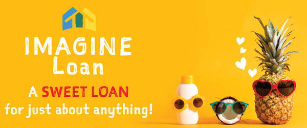 Imagine Loan - A loan for just about anything!