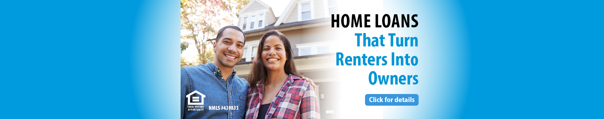 HOME LOANS - Click for details!