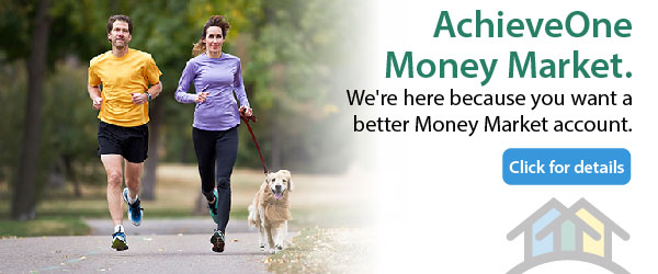 UnitedOne Credit Union's AchieveOne Money Market account