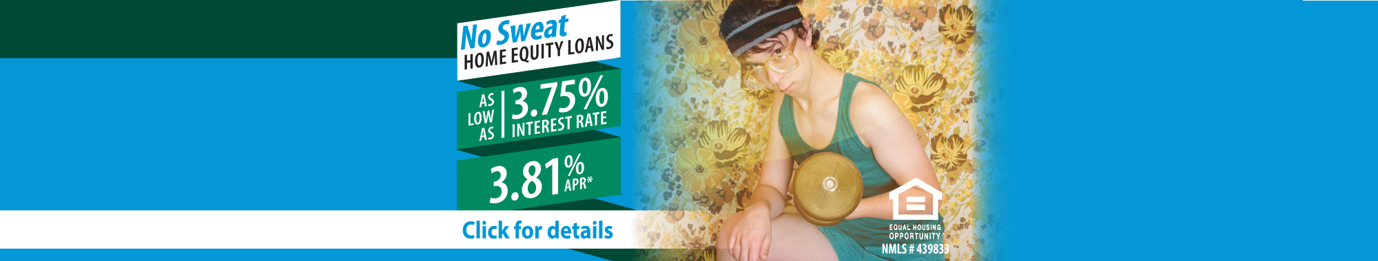 No Sweat HOME EQUITY LOANS - Click for details!