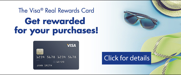 Get rewarded for your purchases! Click for details