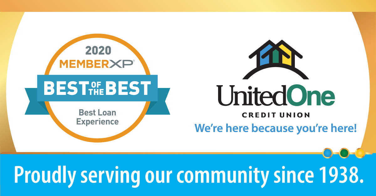 2020 memberxp best of best unitedone credit union
