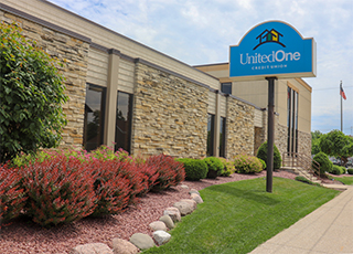 UnitedOne Credit Union South Tenth Street branch
